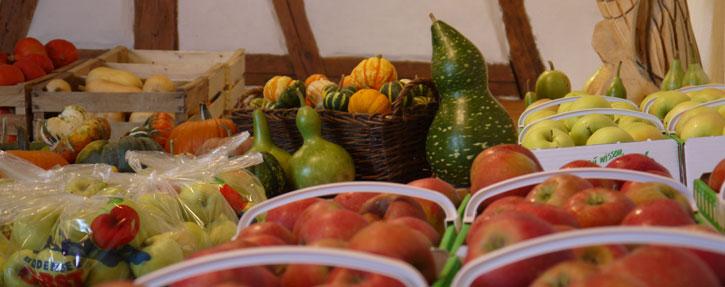 Hofladen - Obst vom Bodensee